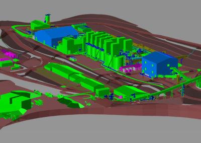 Revisión Sísmica-Estructural Proyecto Minero Salares Norte. Minera Gold Fields
