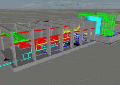 Ingeniería de Detalles Proyecto Detención Disposición de Yesos Tranque Pérez Caldera. Incolur