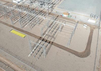 Ingeniería de detalles muros cortafuegos transformadores SEU Andes (prefabricado). Aes Gener