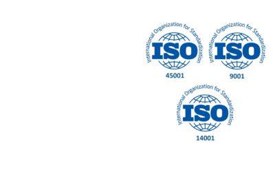 Asesoría para certificación trinorma ISO: calidad, medioambiente y seguridad.