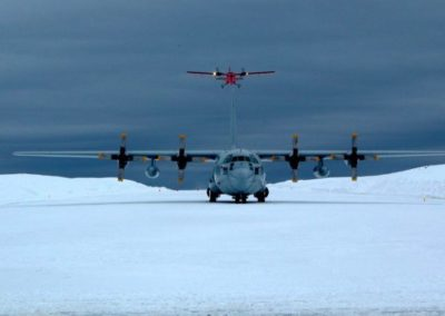 Revisión Sísmica Estructural Hangar Base Teniente Marsch. Antártica Chilena. Optimiza.