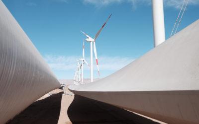 Chile: País Sísmico + Potencia en Energía Eólica